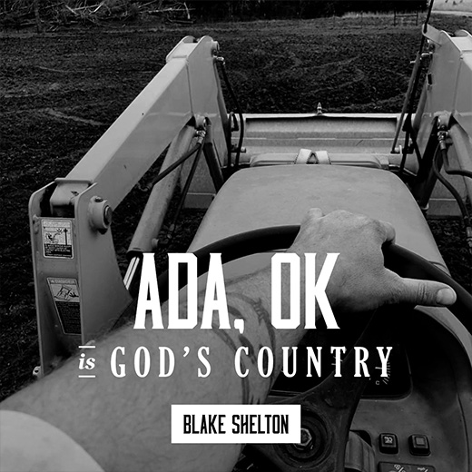 Photo Country Generator Blake Blake SheltonGod's l13FJKTc